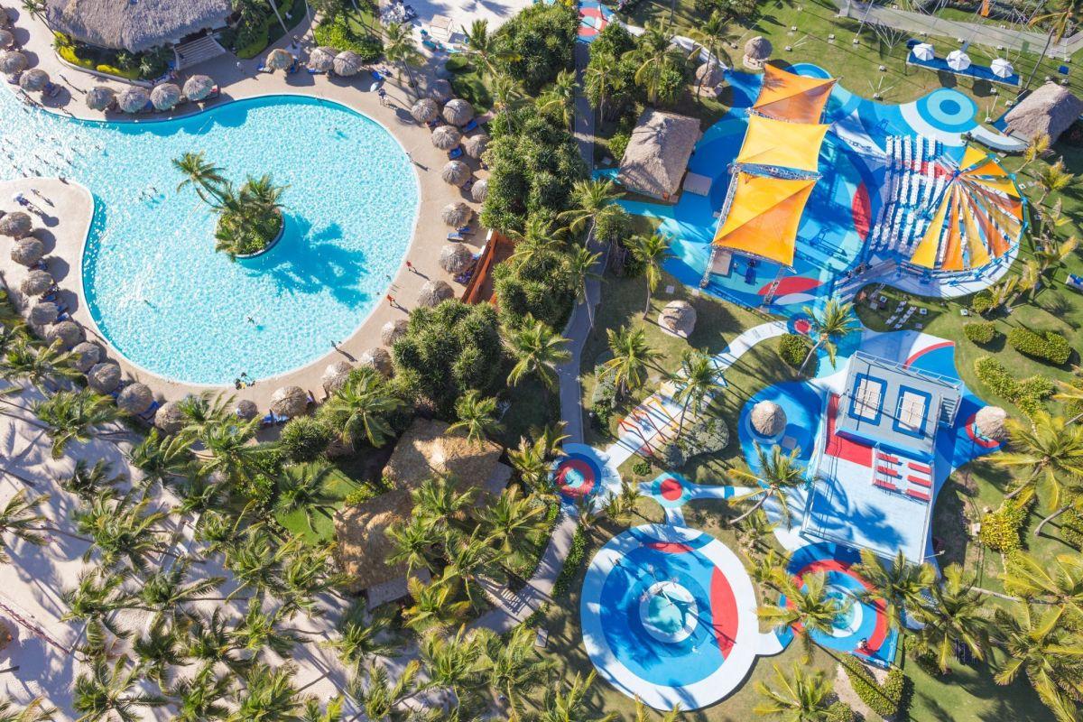 Club Med y Circo del Sol:  Club Med Punta Cana