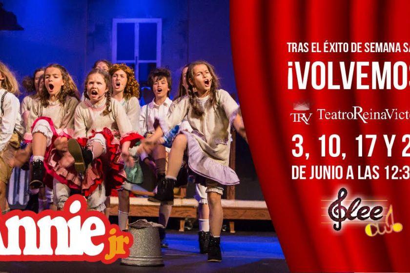 Musical Annie JR
