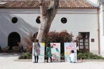 talleres pintura Melia