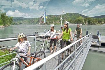 Danubio en biccleta