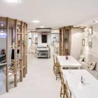 cafeteria familiar en Barcelona con talleres y zona niños