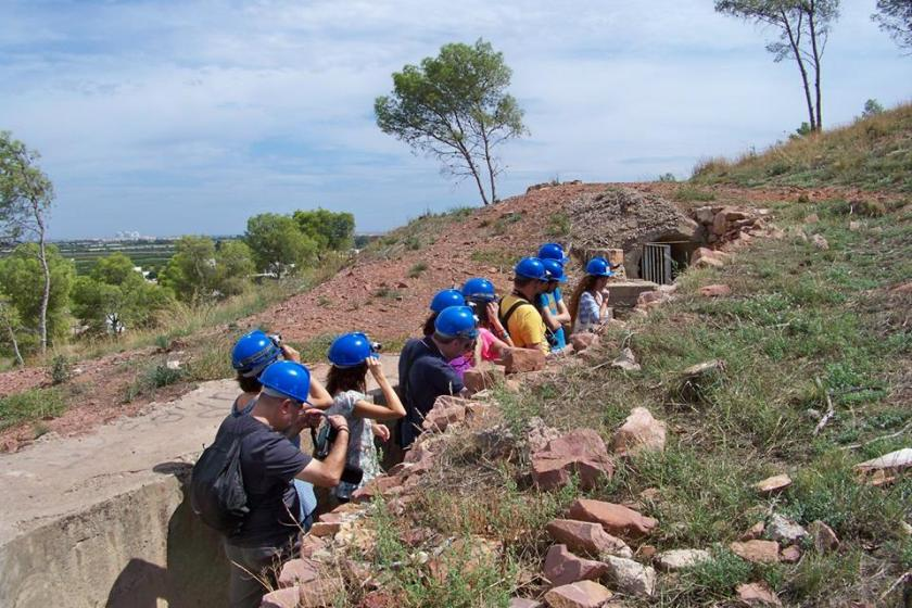 El Puig Valencia con niños