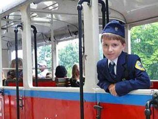 el tren de los niños