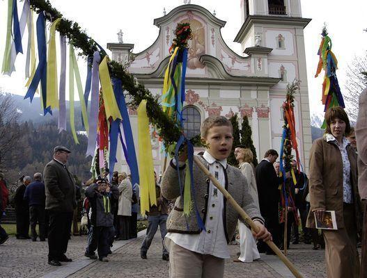 Domingo de Ramos en Innsbruck
