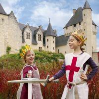 Un castillo de cuento en el Valle del Loire: Castillo y jardines de Rivau