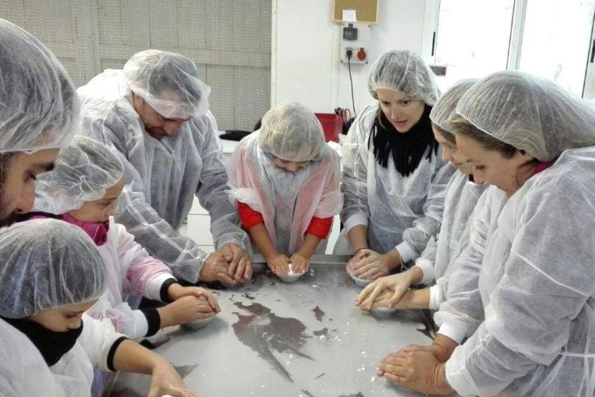 taller quesos Maestrazgo