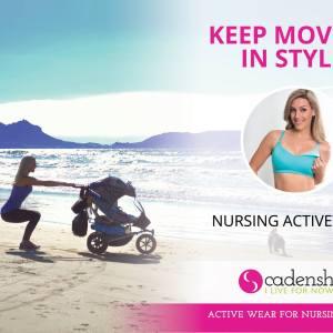 Cadenshae Nursing Wear