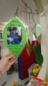 Our leaf on the whanau tree