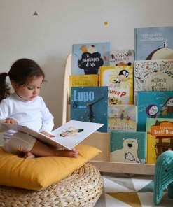 libreria Baby Wood