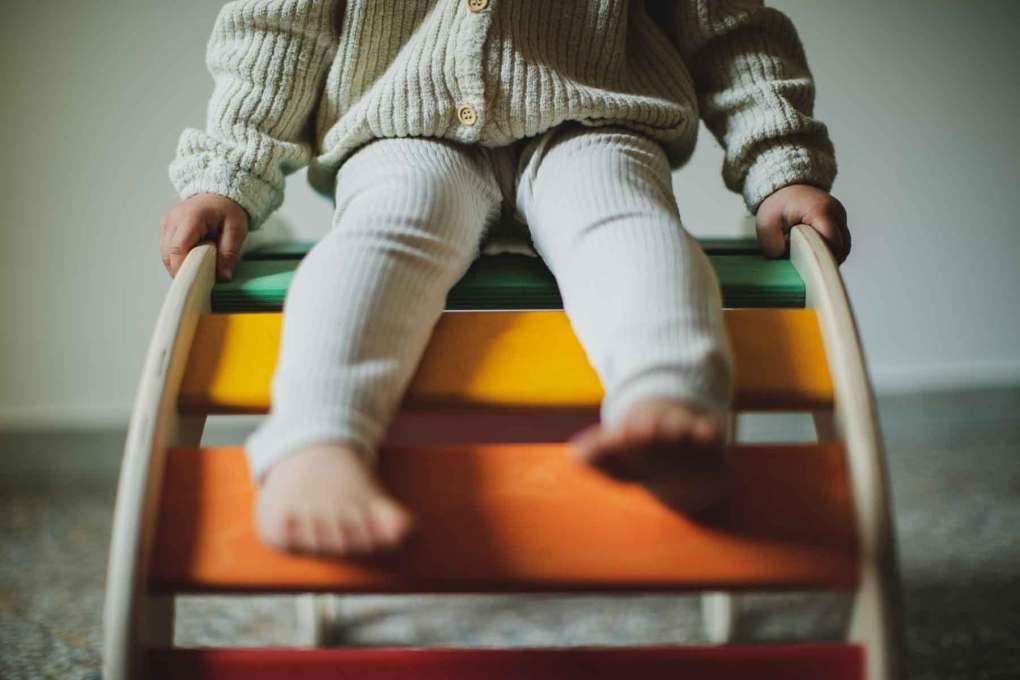 La Baby rocker di Baby Wood