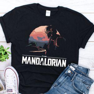 The mandalorian Baby yoda Shirt