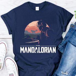 the mandalorian Vintage Shirt