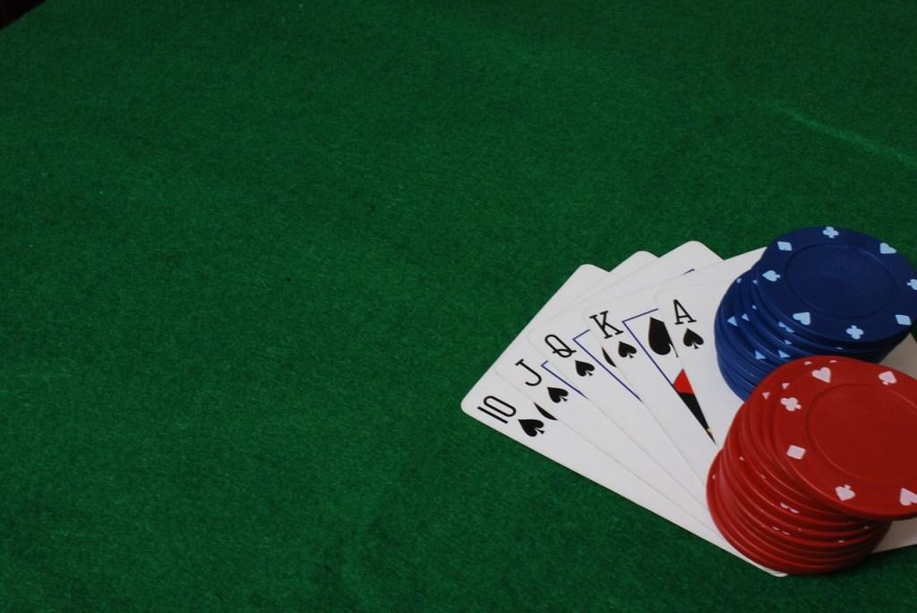 看到一個可以擊敗賭場的方法 3