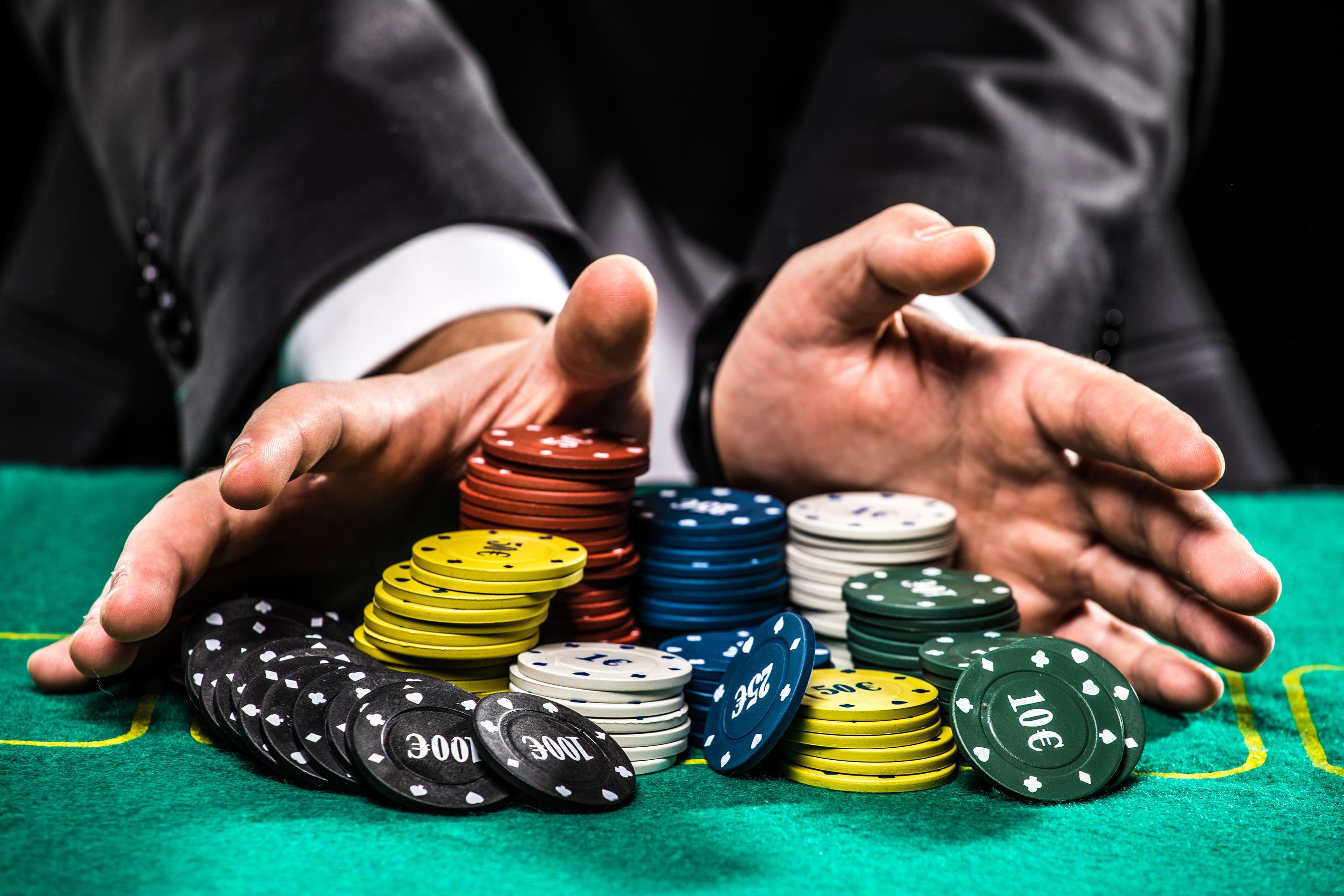 十大層次的博彩賭博者 1