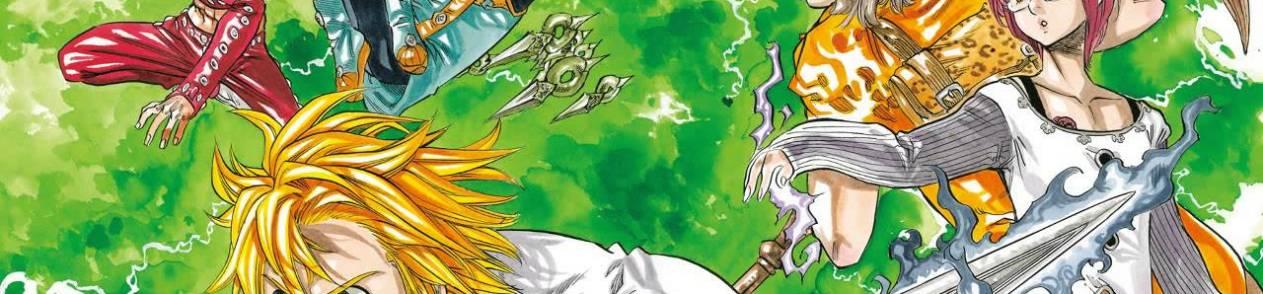 Manga Nanatsu no Taizai