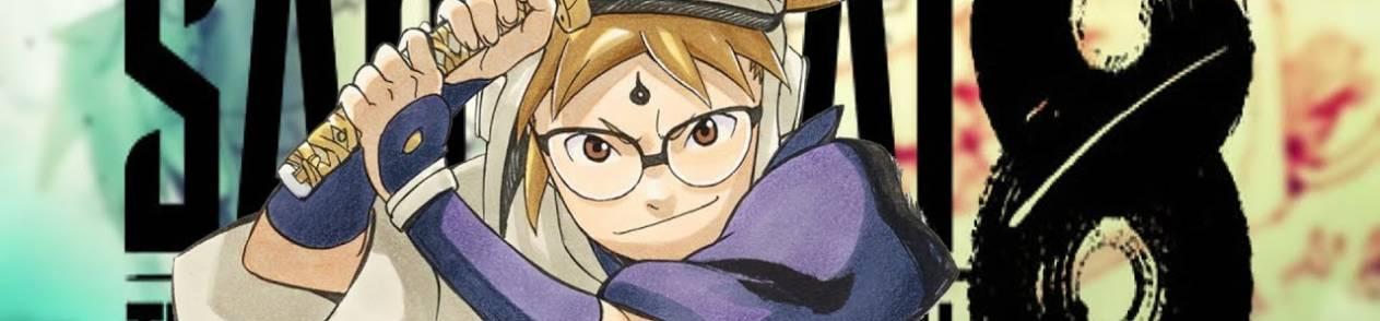 Manga Samurai 8: Tales of Hachimaru