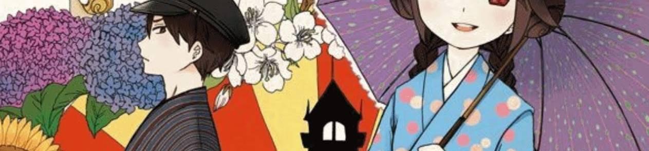 Manga Taishou Otome Otogibanashi
