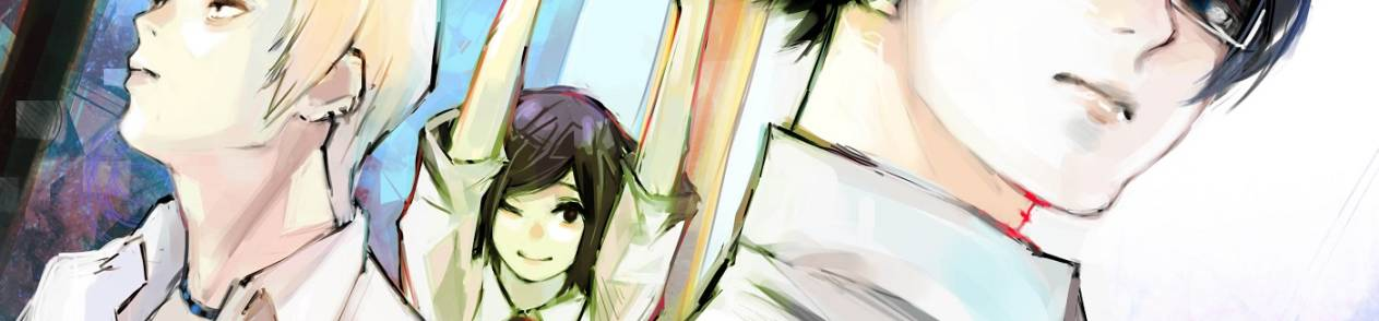 Manga Tokyo Ghoul – Jack