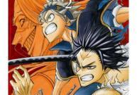 Komik Black Clover Gaiden: Quartet Knights