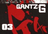 Komik Gantz:G