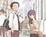 Komik Koe no Katachi