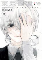 Komik Tokyo Ghoul:re