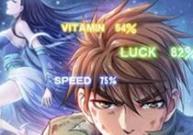 Komik Luck Control