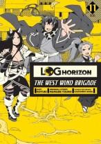 Komik Log Horizon – Nishikaze no Ryodan