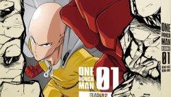 Komik Onepunchman Saitama vs God