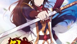 Komik Path of the Sword
