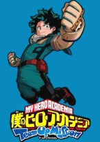 Komik Boku no Hero Academia Team Up Mission