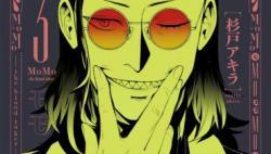 Komik MOMO: The Blood Taker