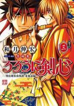 Komik Rurouni Kenshin: Meiji Kenkaku Romantan: Hokkaidou Hen