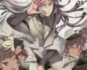 Komik Bungou Stray Dogs