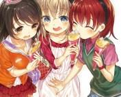 Komik Fifth Grader GIRLFRIEND with An Adult LOVE