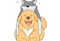 Komik Papa Wolf and the Puppy