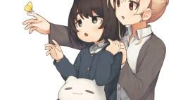 Komik Cat & Chiyo