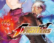 Komik The King of Fighters: A New Beginning