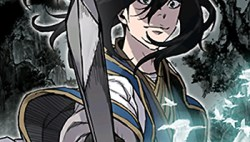 Komik The Undefeatable Swordsman