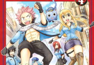 Komik Fairy Tail City Hero
