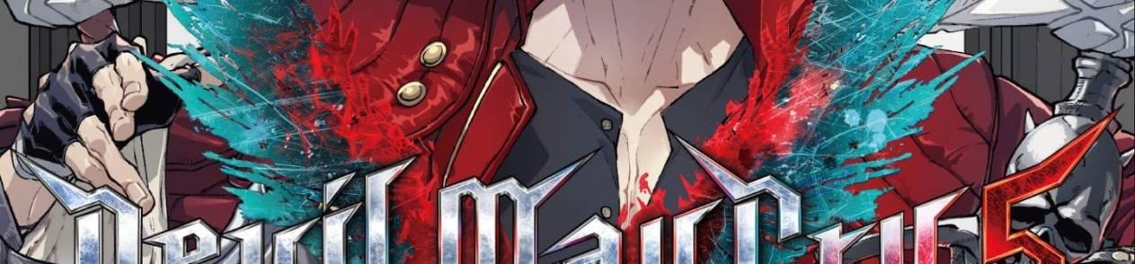 Manga Devil May Cry 5 -Visions of V-