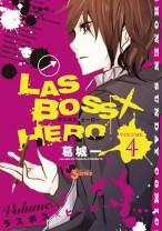 Komik Lasboss x Hero