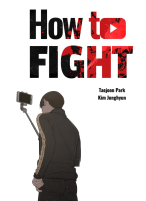 Komik How to Fight