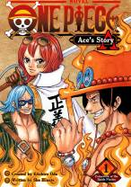 Komik One Piece: Ace Story