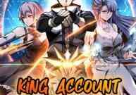 Komik King Account At The Start