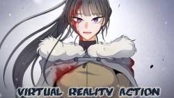 Komik Virtual Reality Action RPG