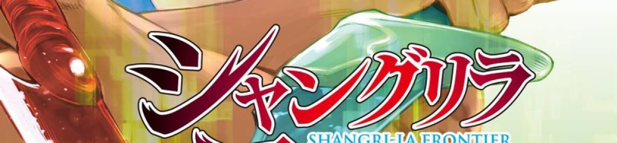 Manga Shangri-La Frontier ~ Kusoge Hunter, Kamige ni Idoman to su~
