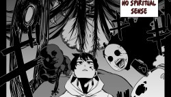 Komik The Strongest Haunted House and the Guy With No Spiritual Sense