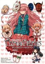 Komik Touhou – Three Fairies (Doujinshi)