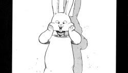 Komik Goodbye Mr. Bunny